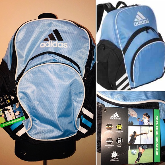 42a2fe0d5adc adidas Other - Adidas Copa Edge Backpack